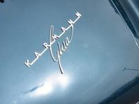 1965 VW Kharmann Ghia Badge