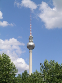 TV Tower, Berlin, Germany