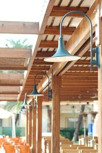 Outdoor classic lamp