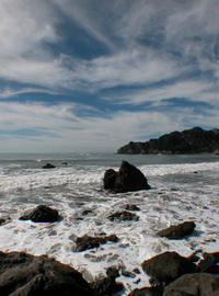 Rocky beach 1