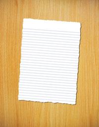 Torn Paper 5