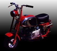 midget bike