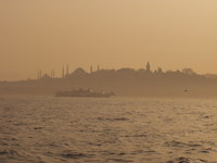 istanbul silhouette 3