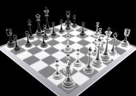 3D Chess 3