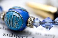 Azure bracelet 1