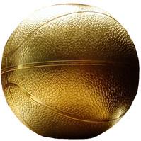 golden basketbal