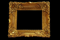 Baroque Gold Frame