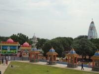 church at nagajunasagar, india