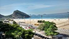Leme beach Praia do Leme
