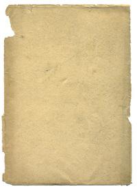 Vintage blank paper page 2