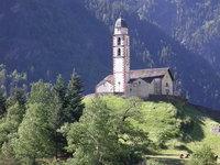 church san martino of soazza