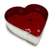 Jello Heart Love
