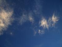 Light Cloudy Sky