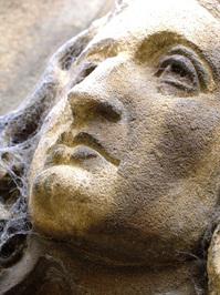 Oxford University Statue