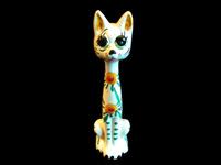 Cat Statue 1