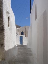 Emporeio, an old village of Santorini 1