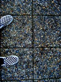 Stones and vans