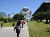 Sveti Sava Park in Belgrade