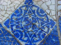 Gaudi - Park Guell 4