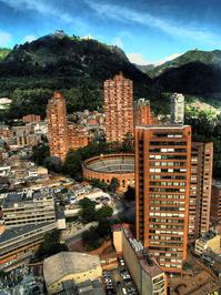 Bogota views