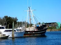 Unknown Boat in Tarpon Springs