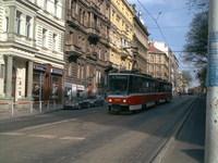 Prague tram 1