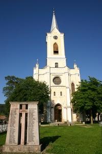 church of Frumoasa 1