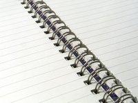 Spriral note book