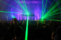 Live rave