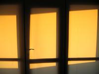 sunlight reflection