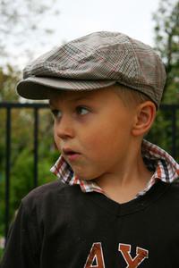 My son Axel 16