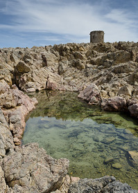 Sardinian Watch Tower 2