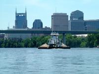 Nashville on the river 1