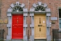 Irish frontdoor 1