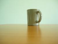 Beige Cup