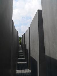 Holocaust Memorial Berlin 1