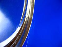 Blue reflexion