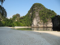 Island near Krabi