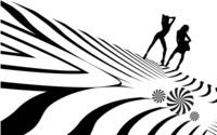 zebra gals