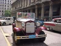 La Havane - Old Car