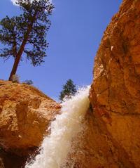 Waterfall at Bryce 5