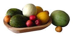 Fruits Tray 6