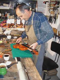 Violine maker