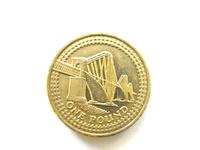 British One Pound 2004