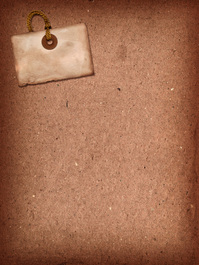 Cardboard Collage 1