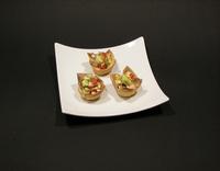 Ceviche snacks