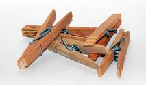 Random Clothespins