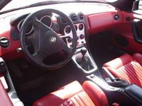 Alfa Romeo inside