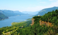 Columbia Gorge - Vista Point