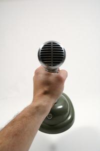 Microphone Grab